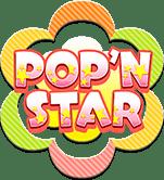 POP'N STARシンボルマーク